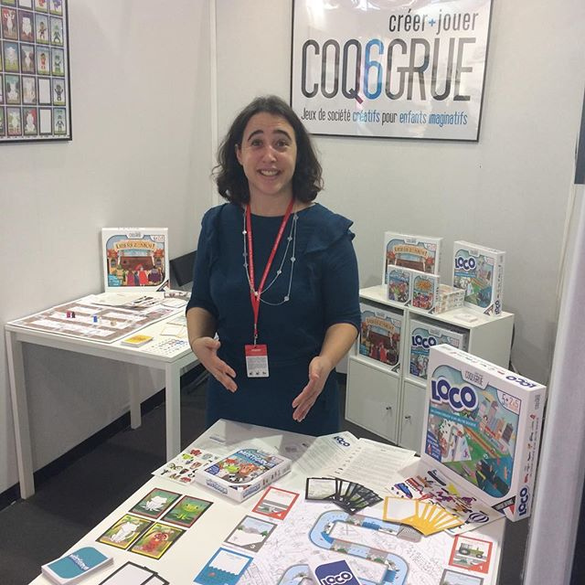Céline Toledano, fondatrice de Coq6grue