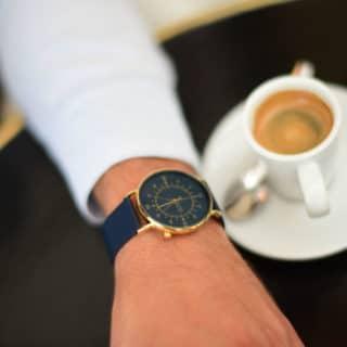 Gustave et Cie montre