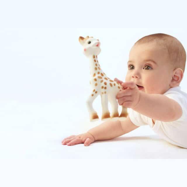 Crédit photo : Sophie la girafe
