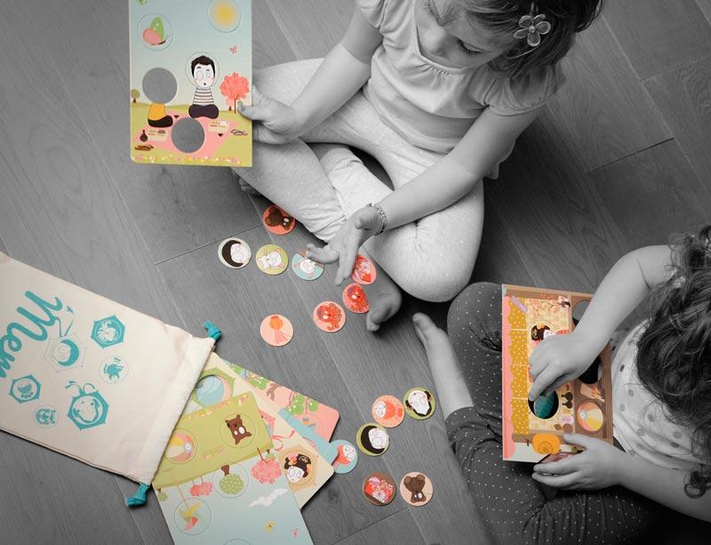 Les jouets libres jeux pour enfants