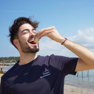 Le vent à la française t-shirt