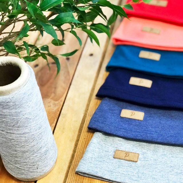 Le t-shirt propre gamme de couleurs