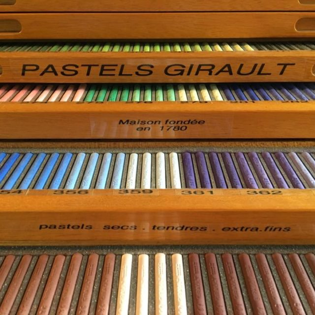 Crédits photo : Pastels Girault