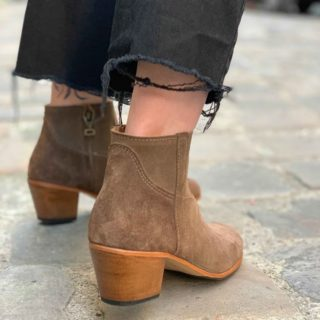 La botte gardiane les bottines