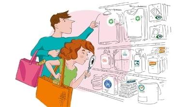 Mieux consommer passe également par les labels sur les textiles - 1
