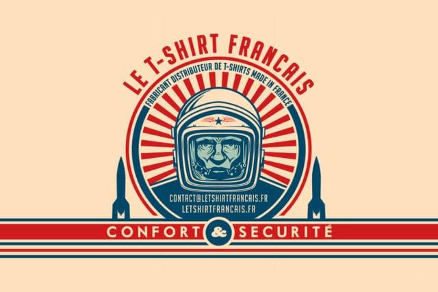 Le T-shirt français par Anarres