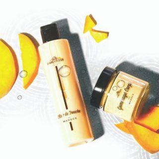 Graine de Plaisir elixir de douche mangue